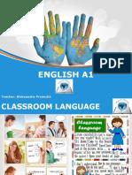 English A1
