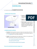 Chapter 01 - Introduction and Descriptive Statistics