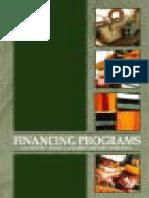 Philippine Financing Programs