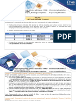 ANEXO 1 - Metodología de Trabajo (Fase 1)