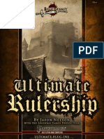 Ultimate Rulership by Jason Nelson