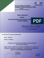 Clasificacion de Poligonos, Triangulos y Cuadrilateros