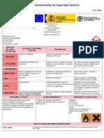 Hoja de Seguridad Pract 6. Analísis Funcional Organico