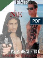 [Assassinos Shifters] 17 - No tempo de Nik [RevHM].pdf