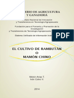 Cultivo de Rambutan