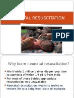 Neonatal Resuscitation Seminar1