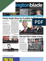 washblade.com – vol. 41, issue 28 – July 9, 2010