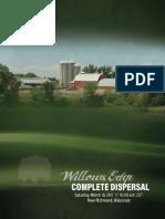 Sale Catalog - Willows-Edge Holsteins Dispersal Sale