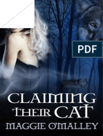 Claiming Their Cat (Rev T. Shifter Homeland)