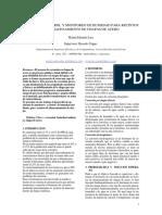 SISTEMA DE CONTROL Y MONITOREO DE HUMEDAD PARA RECINTOS  DE ALMACENAMIENTO DE CHAPAS DE ACERO.