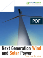 Next Generation Wind and Solar Power