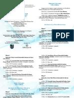 Programa Coloquio del Grupo Iberoamericano