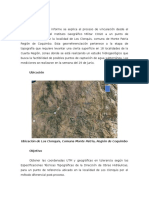 Informe postproceso Clonquis