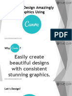 How to Create Amazingly Graphics Using Canva