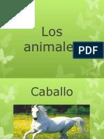 Spanish Animals Likes