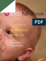 ERS Handbook of Paediatric Respiratory Medicine - E. Eber, F Midulla