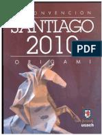 Origami Chile Convention 5 - Santiago 2010