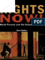 Rights Now! World poverty and the Oxfam campaign
