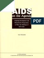 AIDS on the Agenda