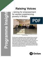 Raising Voices