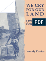 We Cry for our Land