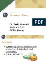 1- EconomicTerms