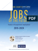 Baltimore County future employment