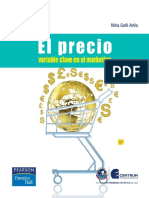 El Precio Variable clave en el Marketing - Niria Goñi Avila (1)