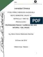 PROPIEDADES DEL PETROLEO  Y GAS OLMECA.docx