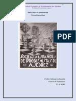 Problemas de Ajedrez Tema Hannelius - Hannelius Theme Chess Problems