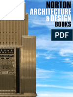 Norton Architecture & Design Books