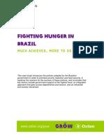 Fighting Hunger in Brazil