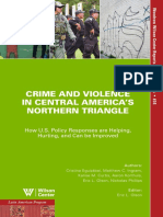 Crime and Violence in Central America's Northern Triangle