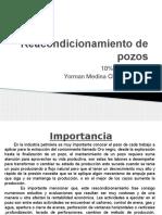 10% Primer Corte . Yorman Medina