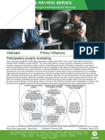 Policy Influence in Vietnam