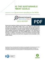 Financing the Sustainable Development Goals
