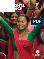 My Rights, My Voice Annual Progress Report 2014