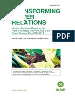 Transforming Power Relations