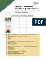 EvaluacionNaturales Materia