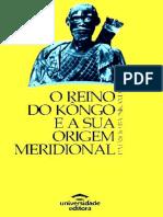 Patricio Batsikama - O Reino Do Kongo e Sua Origem Meridional