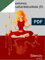 Reflexiones de Una Estudiante Budista 5 MM