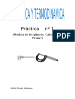 Practica Mecanica Uno