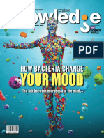 BBC Knowledge - How Bacteria Change Your Mood (June 2015)