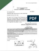 La resolución del Ministerio de Trabajo sobre el paro en el fútbol.