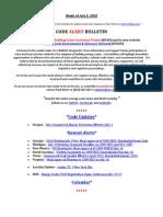 BCAP Code Alert Bulletin - July 5 2010