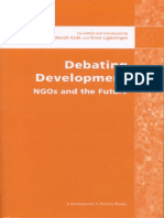Debating Development