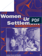 Women and Urban Settlement