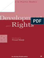 Development and Rights