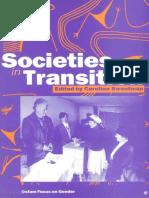 Societies in Transition