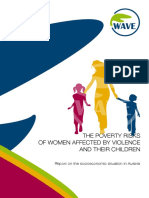 The Poverty Risks of Women Affected by Violence and Their Children